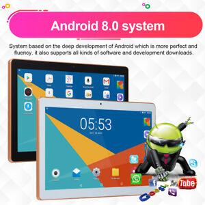 Digital Portable 10.1'' 3G IPS RAM Unlocked 32GB ROM 2GB Android 9.0 Tablet PC