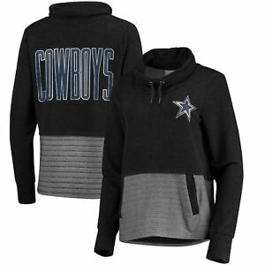 4da793ddc5 Image is loading Dallas-Cowboys-Sweatshirt-Pullover-Women-039-s-Toula-