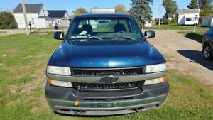 2002 Chevrolet Silverado 2500 Base