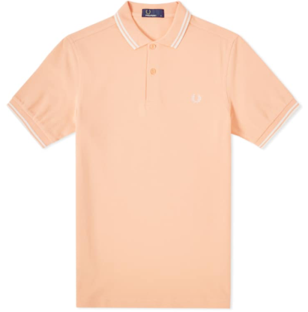 fcdddf334 Fred Perry Mens M3600 Original Twin Tipped Short Sleeve Polo Shirt ...