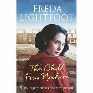 Freda-Lightfoot-The-Enfant-de-Nowhere-Tout-Neuf-Livraison-Gratuite-Ru