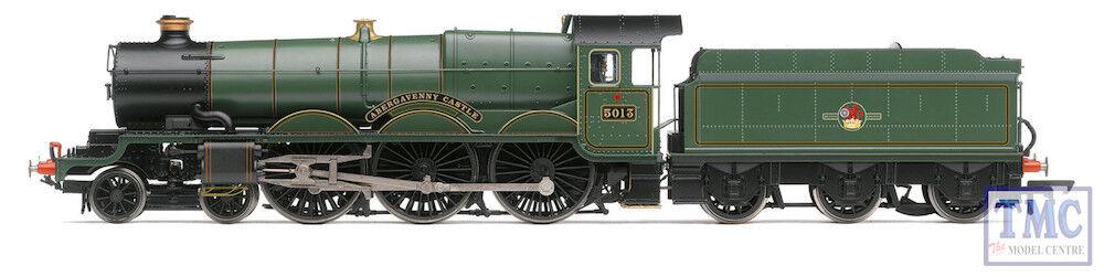 R3619 Hornby OO Gauge BR, Castle Class, 4 -6 -0, 5013 95533;Abergavenny Castle 65533;