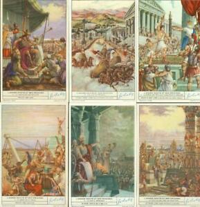 LIEBIG : S_1473/74 : 'Année sainte et ses origines (l') 1-12