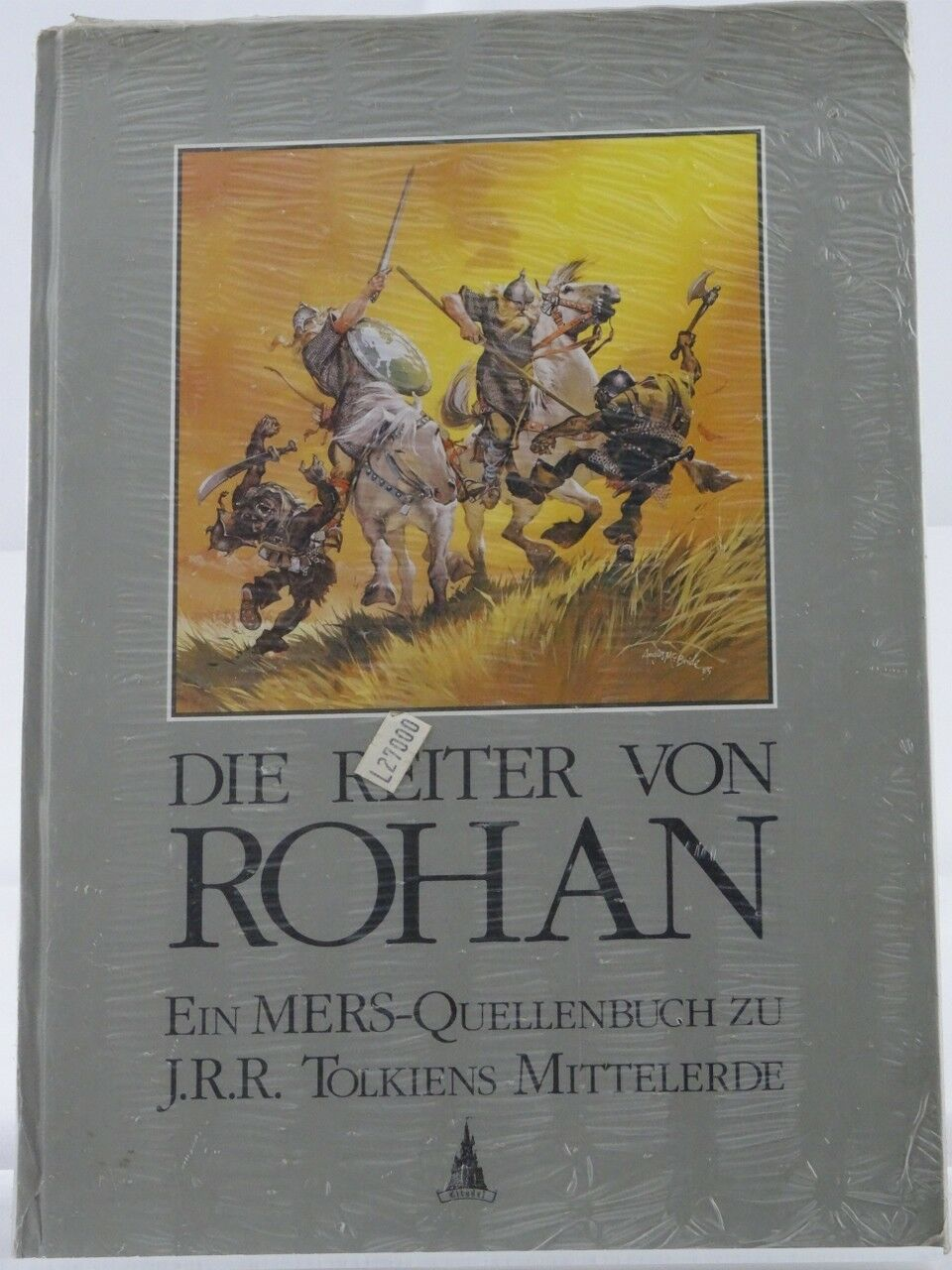 MERS - Die Reiter von Rohan - (Citadel, Mittelerde) 101001002