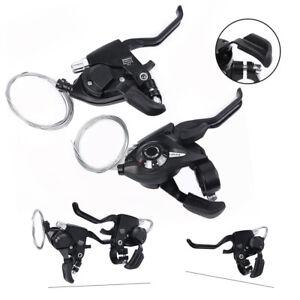 SHIMANO-MTB-Bike-Brake-Levers-ST-EF51-8-Set-3-x-8-Speed-Bicycle-Shifter-Shift