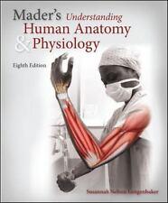 NEW EIGHTH ED, 8e, Mader's Understanding Human Anatomy & Physiology, Longenbaker