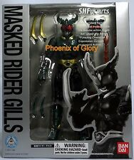 "Brand New Bandai Tamashii S.H Figuarts Masked Rider Agito ""Gills"" USA"