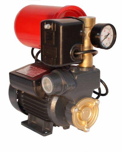 """IBO1/"""" WZI250 Booster Set pompe à eau petite remorque 2Ltr Portable cuve sous pression"""