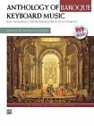 Anthology of Baroque Keyboard Music with Performance Practices in Baroque Keyboard Music (with Bonus Lecture on Baroque Dance): With Bonus Lecture on Baroque Dance, Comb Bound Book & DVD by Alfred Music (Mixed media product, 2003)
