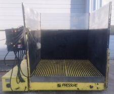 Pressure Island Pihdst 6 X 6 Pressure Washer Station 240 Volts 1000 Psi Max