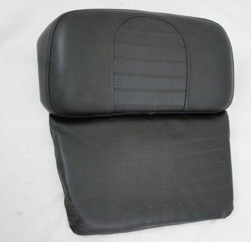 Mutazu Chopped Backrest for Harley HD Chopped Razor Tour Pak Trunk Pack FLH #2