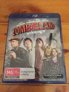 Zombieland-Blu-Ray-Region-B-Great-Condition