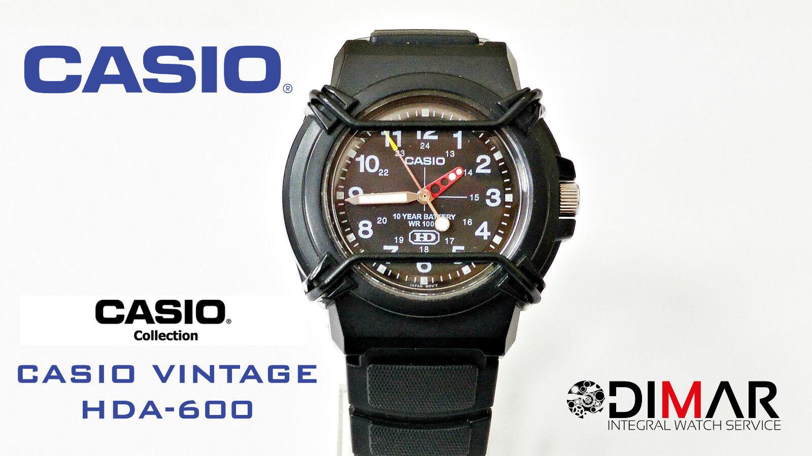 Hdheavy Vintage 1311 600 Casio Hda DutyModule n0wO8Pk