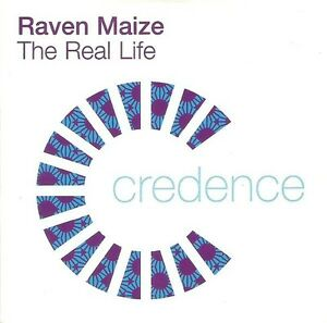 Raven-Maize-Maxi-CD-The-Real-Life-France-EX-M