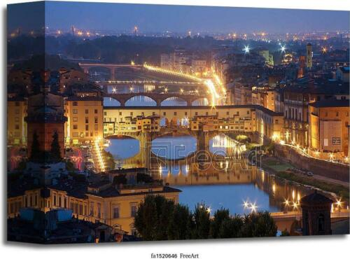 Art//Canvas Print Tuscany Wall Art Poster Italy Florence Home Decor