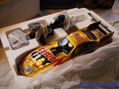 1/24 ACTION 1998 7 TIME CHAMP CASTROL-GTX FUNNY CAR JOHN