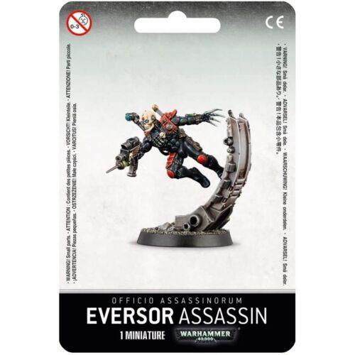 Warhammer Officio Assassinorum Eversor Assassin 52-13