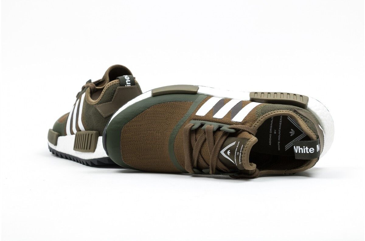 finest selection 42dae b1c0a ... Adidas NMD WM Trail Trail Trail White Mountaineering CG3647 Trace Olive  Mens Size 3baa86 ...