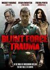 Blunt Force Trauma 5037899059418 With Mickey Rourke DVD Region 2
