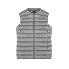 af1fee119f59 Fashion Womens Padded Quilted Down vest Gilet Body Warmer Sleeveless Warm  Jacket