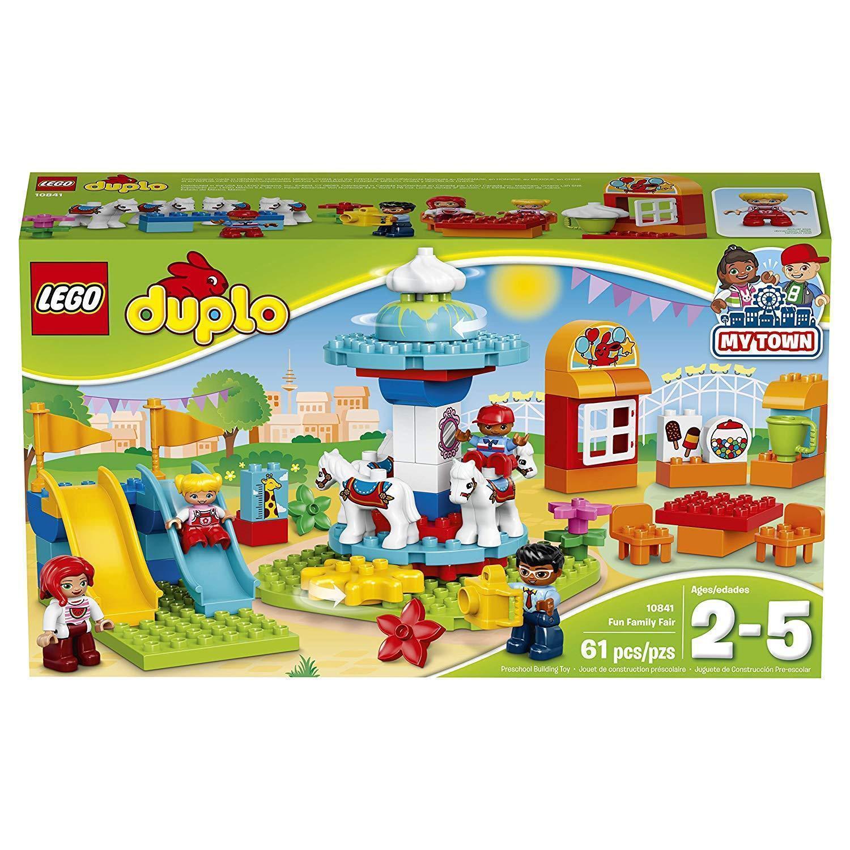Lego Duplo 10841 Fiera Annuale Nuovo Confezione Originale Misb