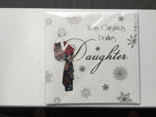 Five Dollar Shake DAUGHTER CHRISTMAS CARD