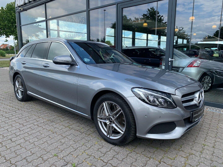 Mercedes C350 e 2,0 Avantgarde stc. aut. 5d - 379.900 kr.