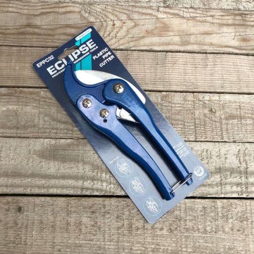 trinquete fontanero Eclipse 32mm Plástico Cortadora de tubos de PVC Plomería