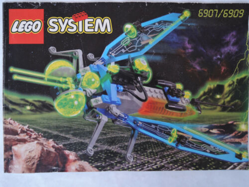 LEGO Bauanleitung Instruction  System 6907//6909