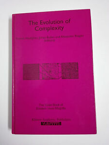 THE EVOLUTION OF COMPLEXITY The violet Book of Einstein meets Magritte Hardcover