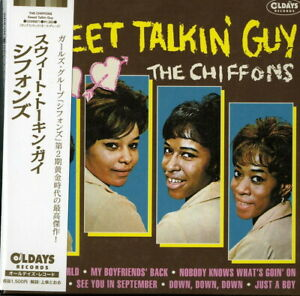 CHIFFONS-SWEET-TALKIN-GUY-JAPAN-MINI-LP-CD-BONUS-TRACK-C94