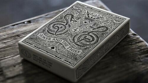 Street Edition Playing Cards by Joker and the Thief Magic Tricks
