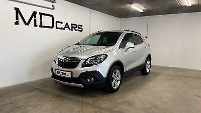 Annonce: Opel Mokka 1,6 CDTi 136 Cosmo - Pris 139.900 kr.