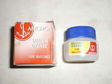 ANCHOR SILICON GREASE NEW WATCH PARTS