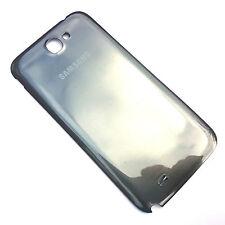100% Genuine Samsung Galaxy Note 2 N7100 N7105 rear battery cover back Grey+NFC