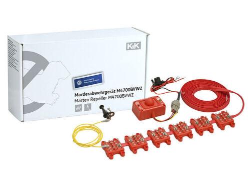 VW Martre Défense m4700b ultrasons périphérique Multi Contact Brosse haute tension