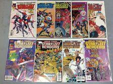 STAR TREK STARFLEET ACADEMY  #1-9  DC COMICS