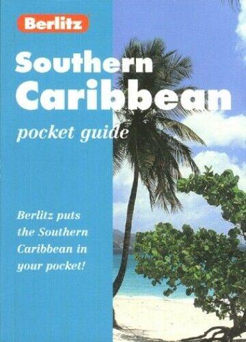 Southern Caribbean (Berlitz Pocket Guides) by Donatsch, Jurg Paperback Book The