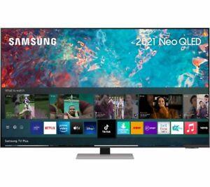 """SAMSUNG QE55QN85AATXXU 55"""" Smart 4K Ultra HD HDR Neo QLED TV Alexa & Google Asst"""