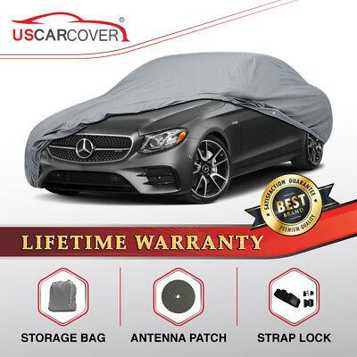 Ultimate Full Custom-Fit All Weather Protection JAGUAR VANDEN PLAS CAR COVER