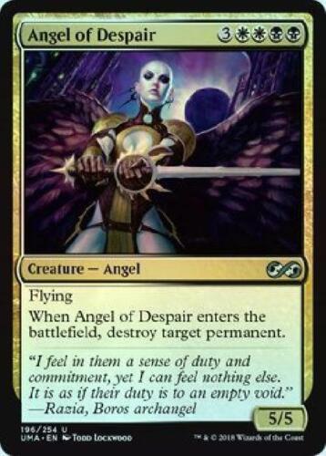 Angel of Despair 196//254 Foil Near Mint MTG Ultimate Masters 2B3