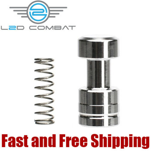 L2D Combat Enhanced Firing Pin Safety w// Reduce Power Spring for Glock Gen 3-4