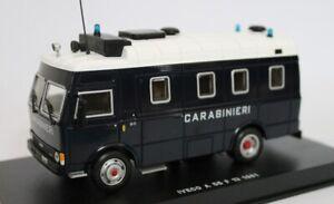 Carabinieri-Iveco-A-55-F-13-1981-Automobile-1-43-Camioncino-1-43-Nuova