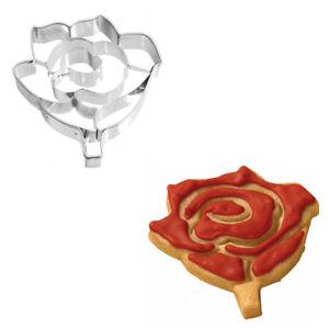 Ausstecher-Ausstechform-Blume-Rose-Edelstahl-6-cm-D3