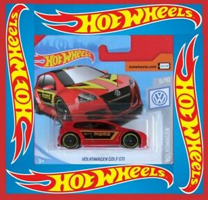 Hot-Wheels-2019-Volkswagen-Golf-GTI-19-250-neu-amp-ovp