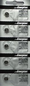 Energizer-377-376-SR626SW-Silver-Oxide-Battery-1-55-Volt-5-Pk