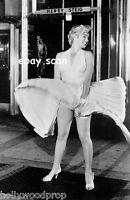 Marilyn Monroe The 7 Seven Year Itch Subway Grate Scene Photo Poster Reprint