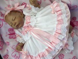 Newborn Frilly Dresses