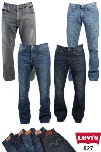 102cm Grade A Jean Levis Bootcut Pouce Vintage 527 Jeans 28 To HRq4vXa