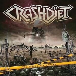 The-Savage-Playground-Crashdiet-CRASHDIET-CD-FREE-SHIPPING